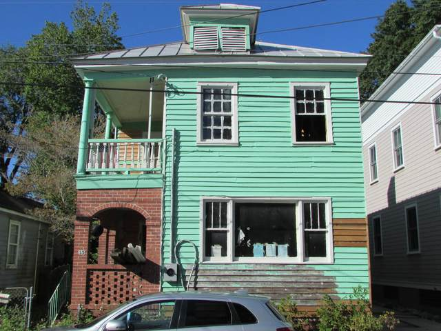 15 Dewey Street, Charleston, SC 29403 (#20028617) :: Realty One Group Coastal