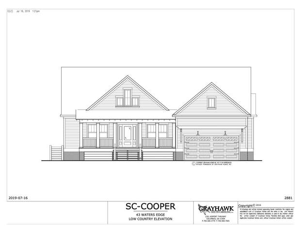 116 Waters Edge Lane, Moncks Corner, SC 29461 (#20028672) :: Realty ONE Group Coastal