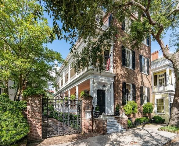 122 Tradd Street, Charleston, SC 29401 (#20028741) :: The Cassina Group
