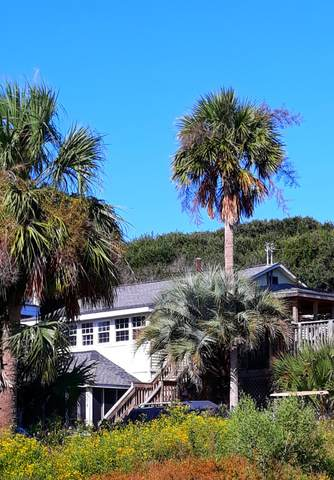 504 W Ashley Avenue, Folly Beach, SC 29439 (#20028778) :: Realty One Group Coastal