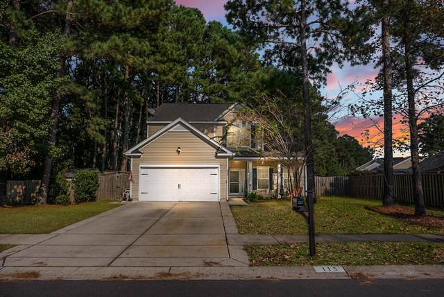 115 Wynfield Forest Drive, Summerville, SC 29485 (#20028779) :: Realty ONE Group Coastal