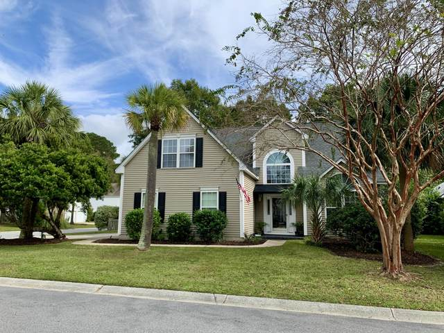 1537 Cypress Pointe Drive, Mount Pleasant, SC 29466 (#20028848) :: Realty ONE Group Coastal