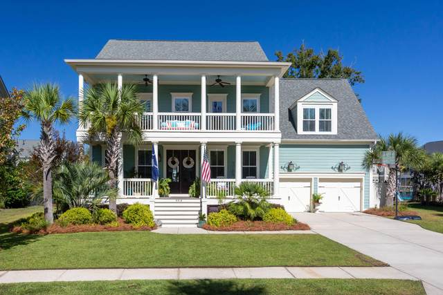 3216 Hatchway Drive, Mount Pleasant, SC 29466 (#20028852) :: Realty ONE Group Coastal