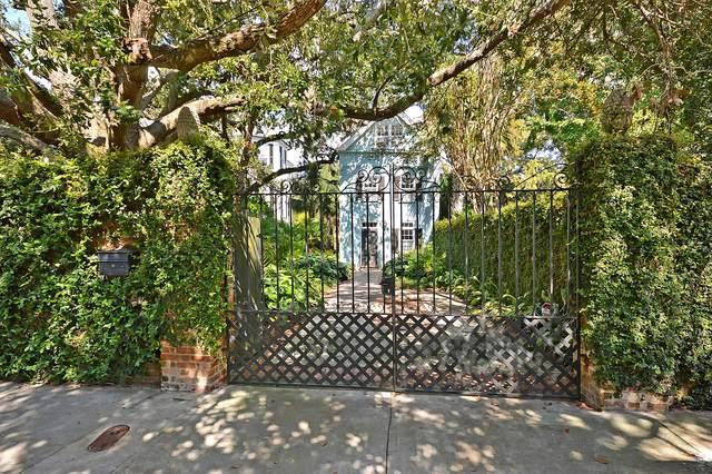 4 Gibbes Street, Charleston, SC 29401 (#20028929) :: The Cassina Group