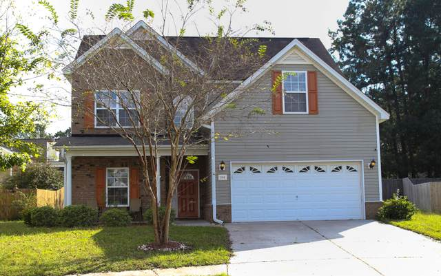 309 Old Stone Court, Moncks Corner, SC 29461 (#20028983) :: The Gregg Team