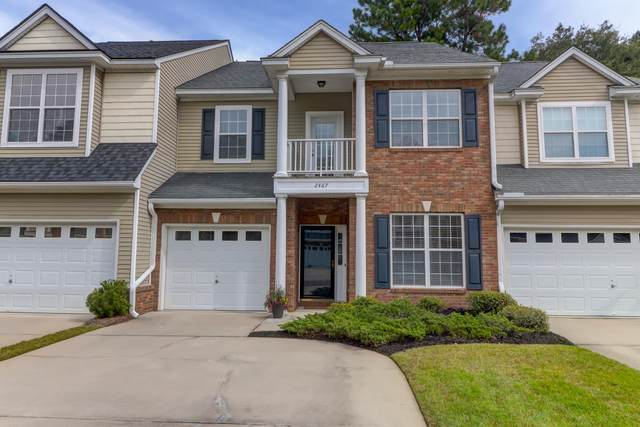 2467 Draymohr Court, Mount Pleasant, SC 29466 (#20029030) :: The Cassina Group