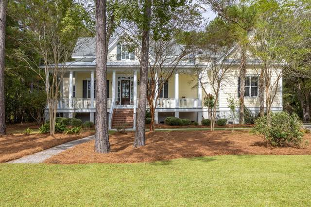 722 Bounty Square Drive, Charleston, SC 29492 (#20029094) :: The Cassina Group