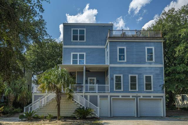 3 Palm Court, Isle Of Palms, SC 29451 (#20029158) :: The Cassina Group