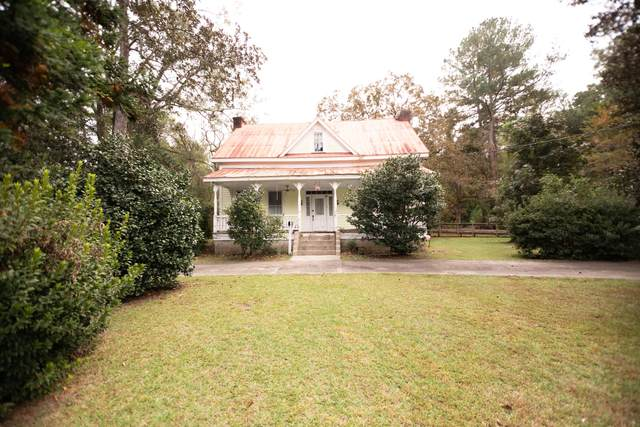 168 Salley Ackerman Drive, Cottageville, SC 29435 (#20029166) :: Realty ONE Group Coastal