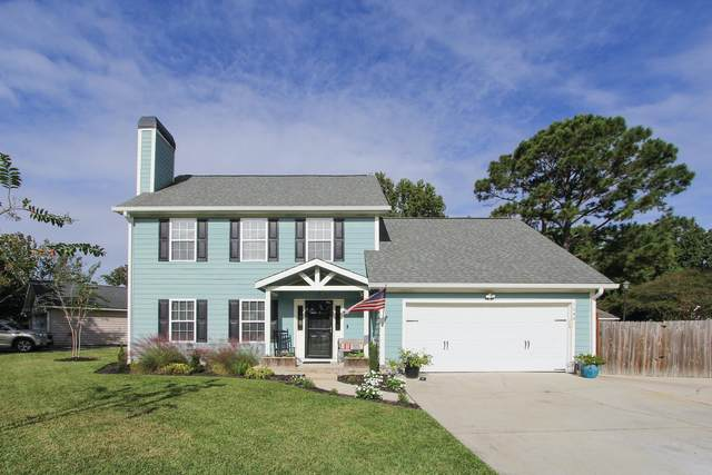 1548 Wickfield Court, Mount Pleasant, SC 29464 (#20029181) :: The Cassina Group