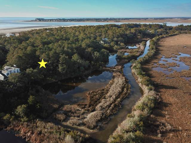 284 Pelican Flight Drive Lot 72, Dewees Island, SC 29451 (#20029203) :: Realty ONE Group Coastal