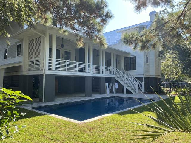 2864 Ion Avenue, Sullivans Island, SC 29482 (#20029226) :: The Cassina Group