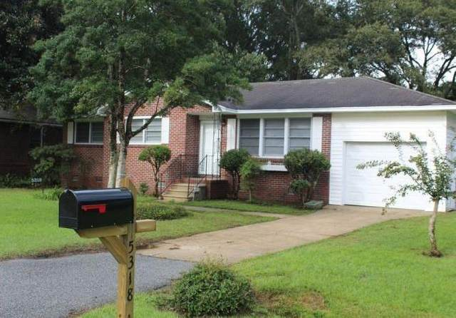 5318 Eva Street, North Charleston, SC 29418 (#20029235) :: The Cassina Group