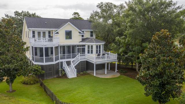 4003 Waterway Blvd Boulevard, Isle Of Palms, SC 29451 (#20029266) :: Realty ONE Group Coastal