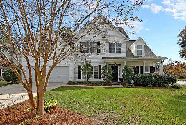 100 Stonewall Court, Summerville, SC 29483 (#20029346) :: The Cassina Group
