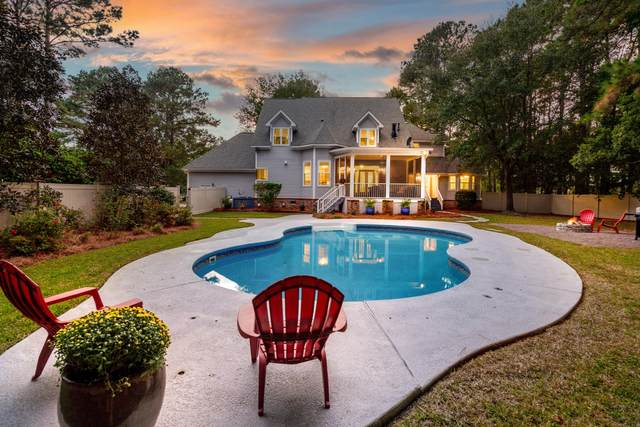 3491 Colonel Vanderhorst Circle, Mount Pleasant, SC 29466 (#20029366) :: Realty ONE Group Coastal