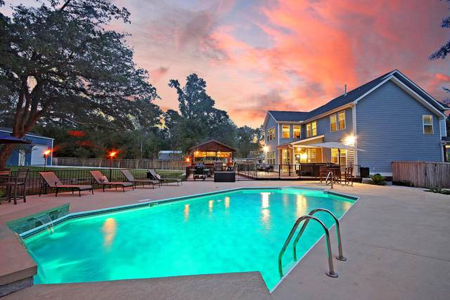 129 Tyvola Drive, Summerville, SC 29485 (#20029403) :: Realty ONE Group Coastal