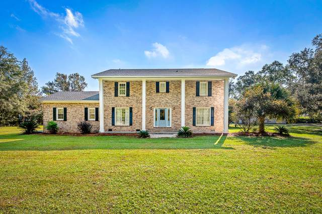 4196 Chisholm Road, Johns Island, SC 29455 (#20029541) :: The Cassina Group