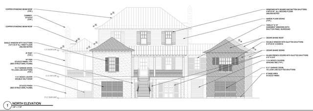 3115 Middle Street, Sullivans Island, SC 29482 (#20029634) :: The Cassina Group