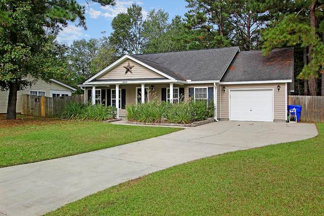 8970 Buck Run Court, North Charleston, SC 29406 (#20029637) :: CHSagent, a Realty ONE team