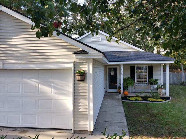 230 Two Pond Loop, Ladson, SC 29456 (#20029660) :: Realty ONE Group Coastal
