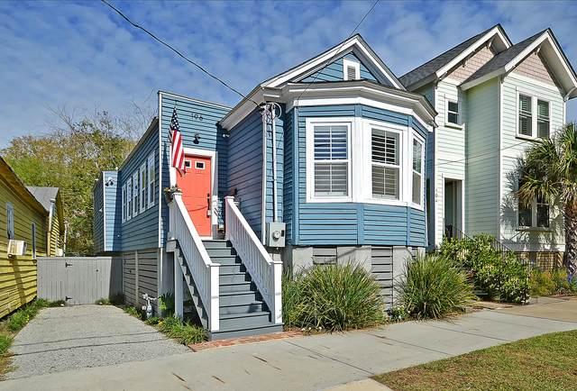 196 Fishburne Street, Charleston, SC 29403 (#20029681) :: The Cassina Group