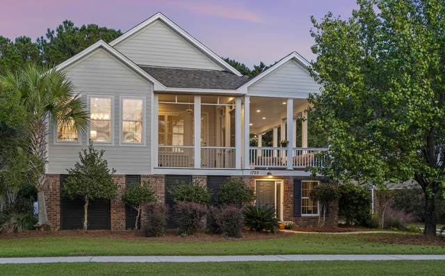 1725 Rivertowne Country Club Drive, Mount Pleasant, SC 29466 (#20029732) :: The Gregg Team