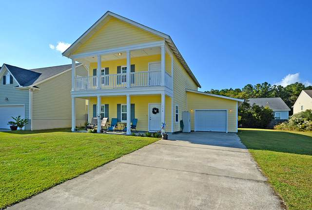 114 Brightwood Drive, Huger, SC 29450 (#20029769) :: Realty ONE Group Coastal