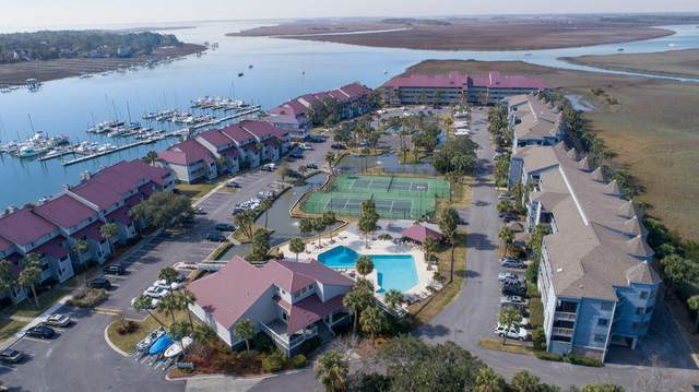 13 Mariners Cay Drive, Folly Beach, SC 29439 (#20029787) :: Realty One Group Coastal