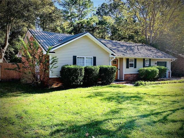 110 Lisa Dr Drive, Summerville, SC 29485 (#20029895) :: Realty ONE Group Coastal