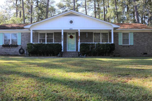 405 Azalea Drive, Walterboro, SC 29488 (#20030070) :: Realty ONE Group Coastal