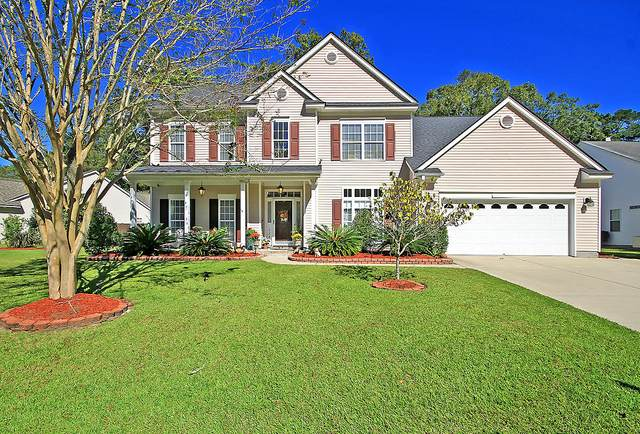 114 Spring Meadows Drive, Summerville, SC 29485 (#20030094) :: Realty ONE Group Coastal