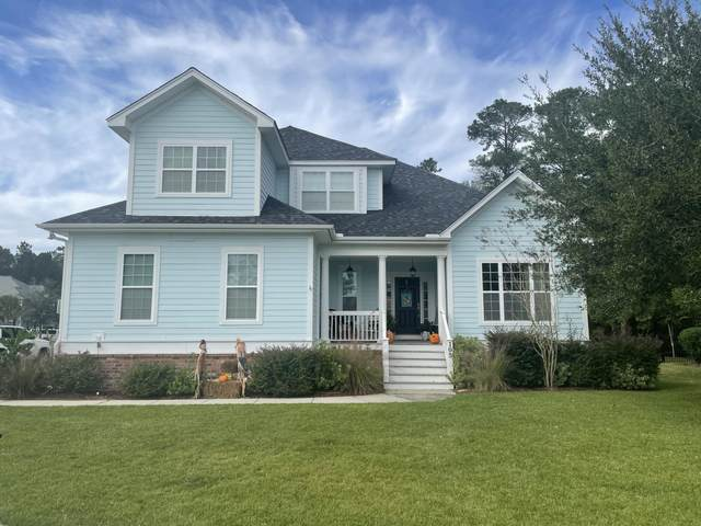 105 Sugar Mill Court, Summerville, SC 29485 (#20030181) :: Realty One Group Coastal