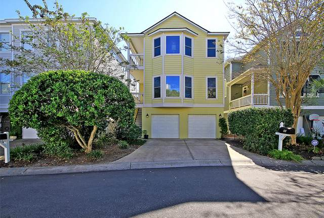 55 Morgans Cove, Isle Of Palms, SC 29451 (#20030326) :: The Cassina Group