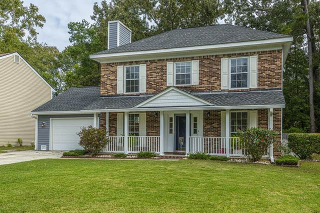201 Laurel Ridge Road, North Charleston, SC 29418 (#20030362) :: The Cassina Group