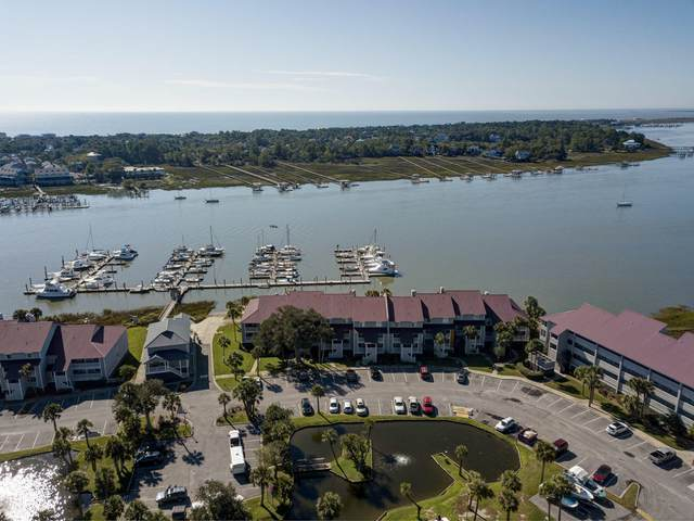 2 Mcdonough A-5, Folly Beach, SC 29439 (#20030367) :: Realty One Group Coastal