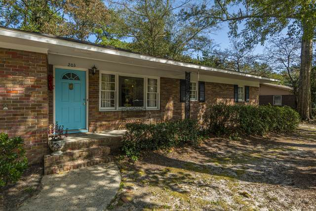 203 Harter Drive, Summerville, SC 29485 (#20030476) :: Realty One Group Coastal