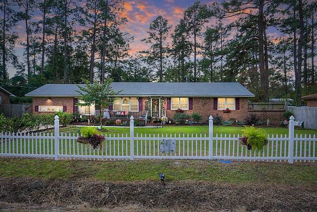 397 Dandridge Road, Walterboro, SC 29488 (#20030533) :: Realty ONE Group Coastal
