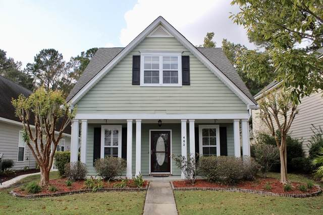 402 Pimpernel Street, Summerville, SC 29483 (#20030740) :: The Cassina Group