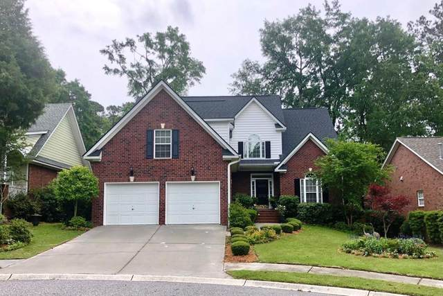 8622 Woodland Walk, North Charleston, SC 29420 (#20030953) :: The Gregg Team
