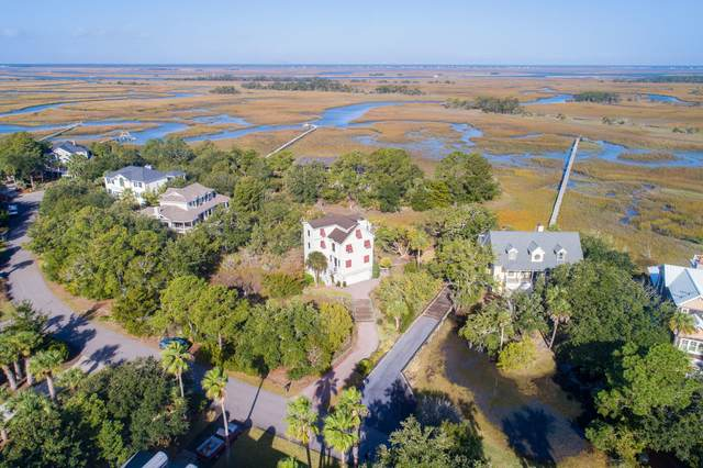 42 Seagrass Lane, Isle Of Palms, SC 29451 (#20030985) :: The Cassina Group