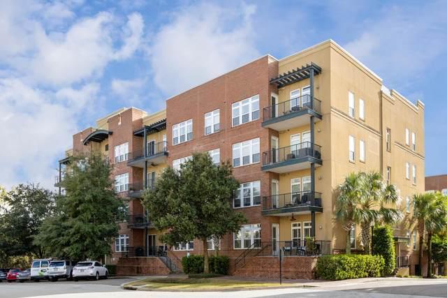 145 Pier View Street #410, Charleston, SC 29492 (#20030991) :: The Cassina Group