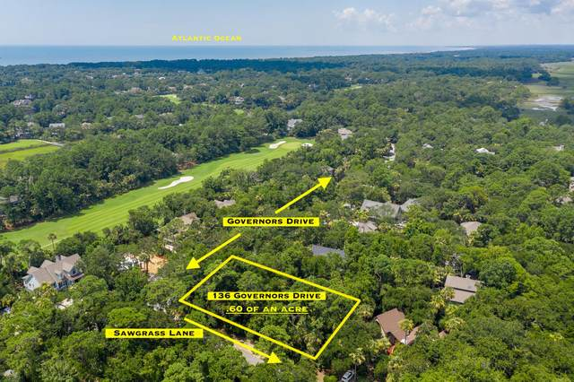 136 Governors Drive, Kiawah Island, SC 29455 (#20031010) :: The Cassina Group