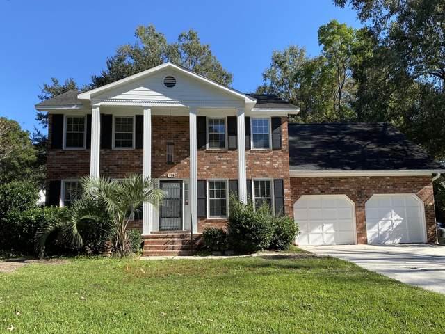 115 Palmetto Bluff Drive, Charleston, SC 29418 (#20031046) :: The Cassina Group