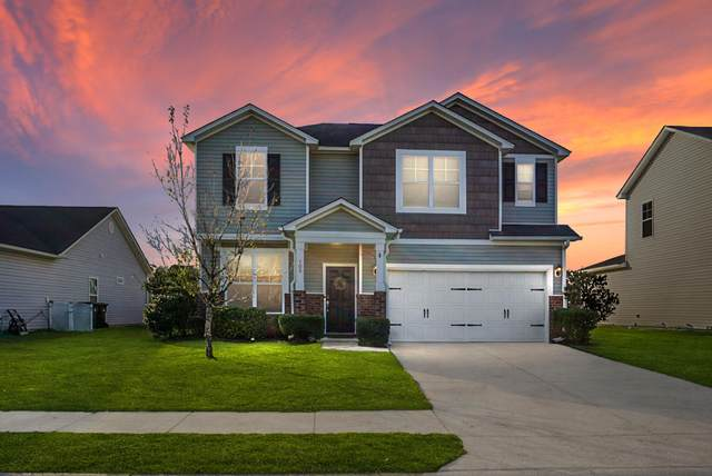 108 Hyrne Drive, Goose Creek, SC 29445 (#20031110) :: The Cassina Group