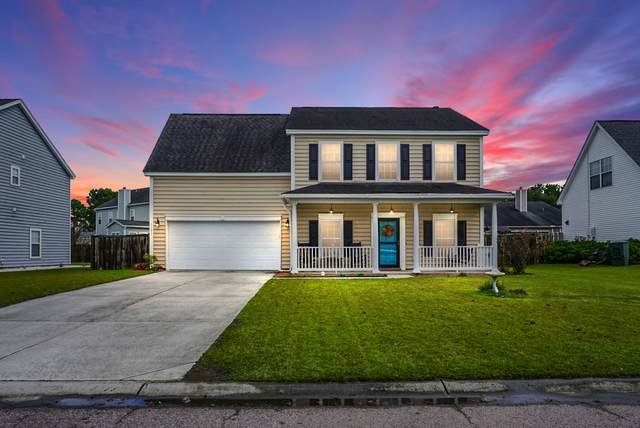 7303 Brown Thrasher Court, Hanahan, SC 29410 (#20031116) :: Realty ONE Group Coastal