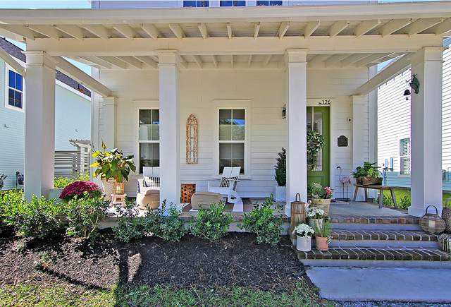 126 Clear Bend Lane, Summerville, SC 29486 (#20031134) :: Realty One Group Coastal