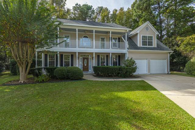 2808 Colonnade Drive, Mount Pleasant, SC 29466 (#20031185) :: The Cassina Group