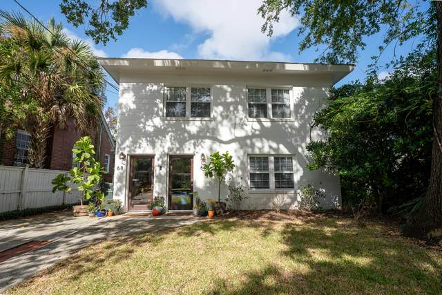 66 Dunnemann Avenue 66 And 68, Charleston, SC 29403 (#20031199) :: The Cassina Group