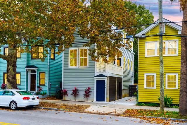 214 President Street, Charleston, SC 29403 (#20031203) :: The Cassina Group
